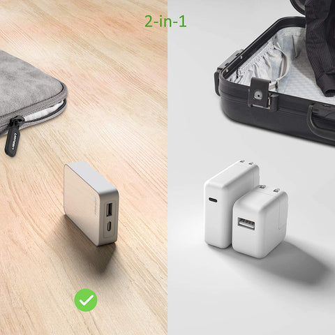 travel charger for multiple devices