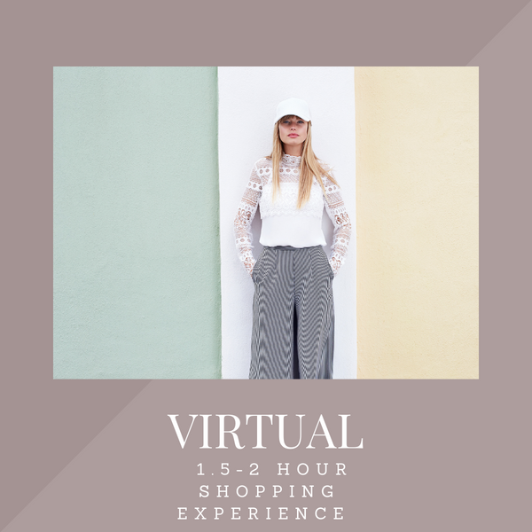 2-Hour Virtual Shopping