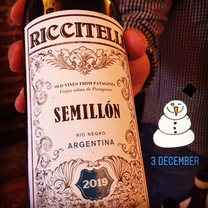 Christmas wines ideas...3 December