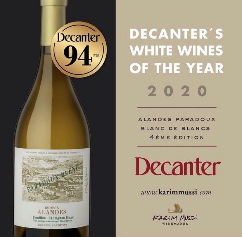 Decanter's White Wines of the Year 2020!