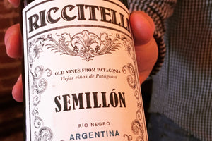Riccitelli Old Vine Semillon...WOW!