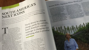 Decanter: 'South America's Next Icons', Susana Balbo Wines