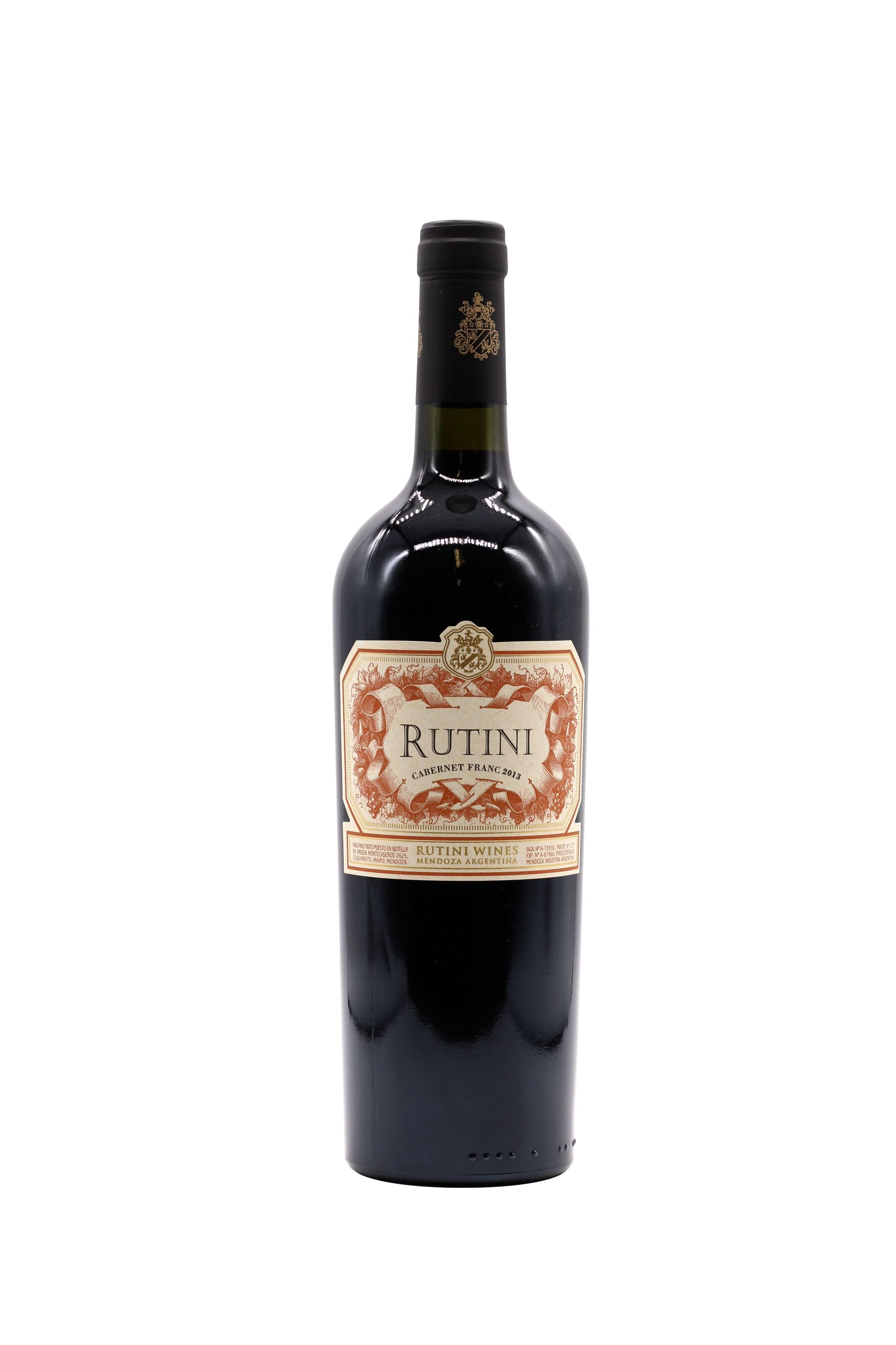 Rutini Collection Cabernet Franc 2013