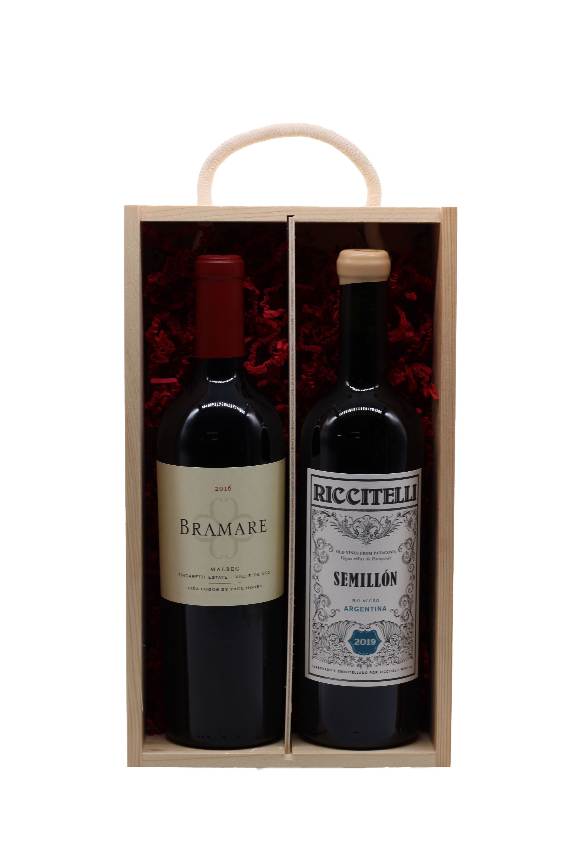 Argentinian Icons - Wine Gift
