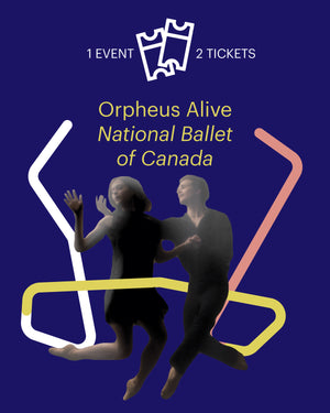 Orpheus Alive at The National Ballet for 2