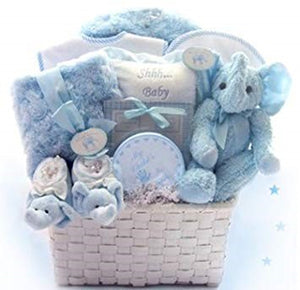 Personalized Baby Gift Baskets