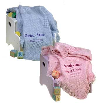 Importance and Uniqueness for Personalized Baby Blankets