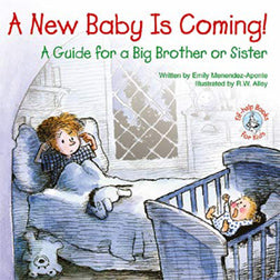 A New Baby is Coming Kids Book