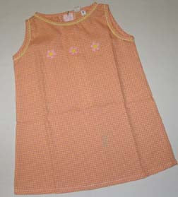 Baby Bell Sleeveless Dress