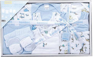 "Bambini 10 Piece ""Take Me Home"" Gift Set Newborn"