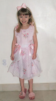 Special Occasion Pink Delight Dress – mymiraclebaby