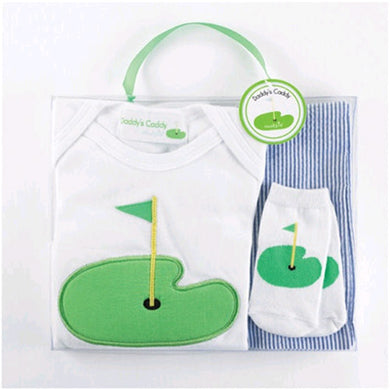 Country Club Baby Golf 3 Piece Pants Set