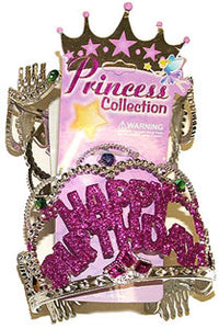 """Happy Birthday!"" Princess Tiara"