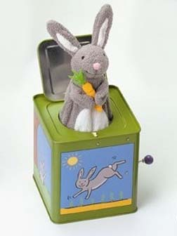 Jack the Rabbit In a Box