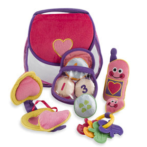 Melissa & Doug Baby's First Purse