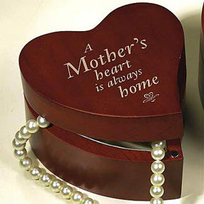 Mom Heart Box