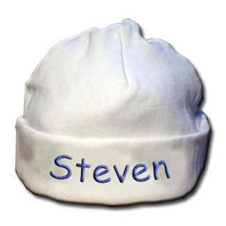 Personalized Infant Cap
