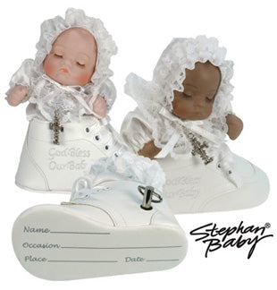 Personalized Musical Snuggle Shoe Keepsake