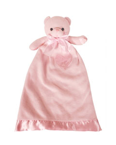 Personalized Original Dakin Pink Bernhardt Bear