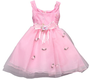 Pink Ballerina Dress & Headband