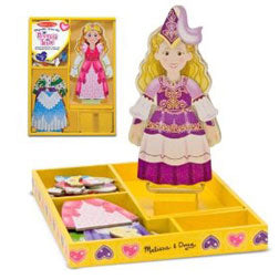 Princess Elise Magnetic Dress Up Set