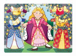 Princess Mix & Match Dress Up