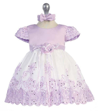 Purple Special Any Occassion Dress
