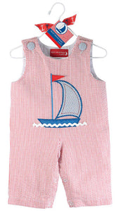 Boys Sailboat Longall