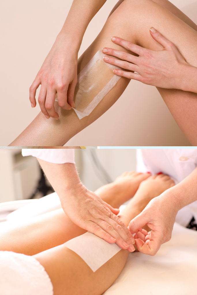 Salon Waxing vs Waxing At Home