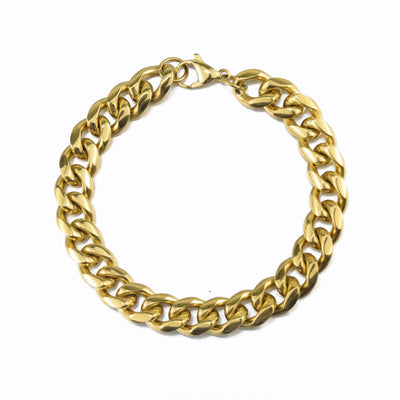 Diamondcut Curb Cuban Link - xquisitjewellery