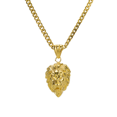 Lion Necklace - xquisitjewellery