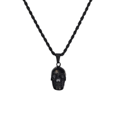 Skull Necklace - xquisitjewellery