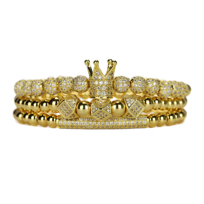 3pce Luxury Crown Royal Premium - xquisitjewellery