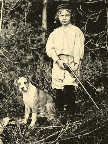 Young Hunters #12