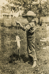 Young Fisherman #17