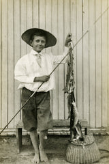 Young Fisherman #10