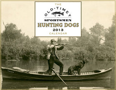 Hunting Dogs Calendar