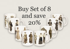 The American Sportsmen Mug Set