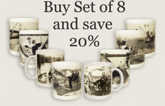 The Tall Tales Mug Set