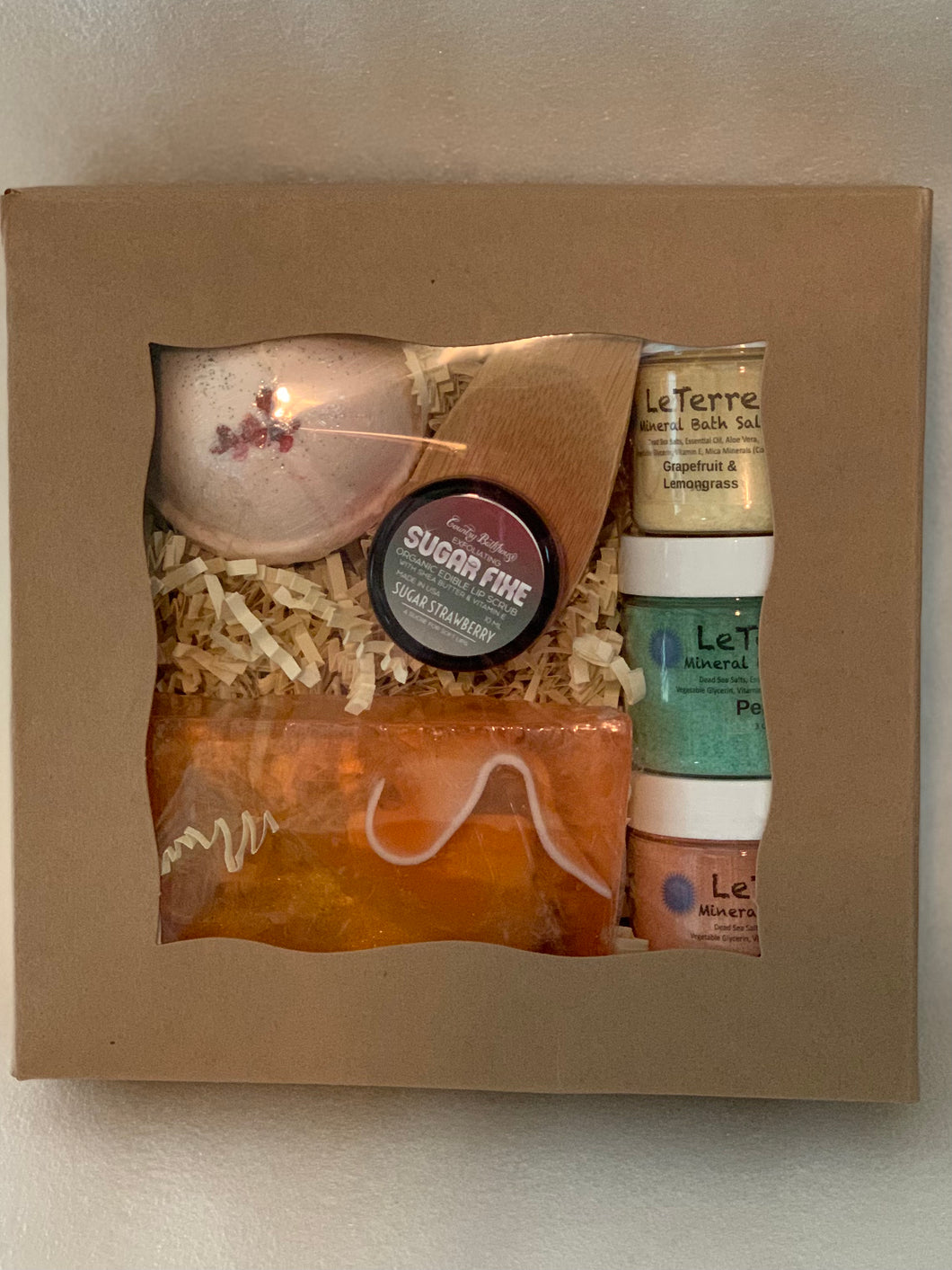 Grapefruit Scented Gift Set
