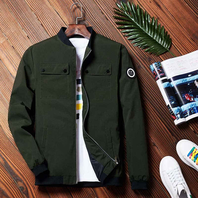 Carter Bomber Jacket