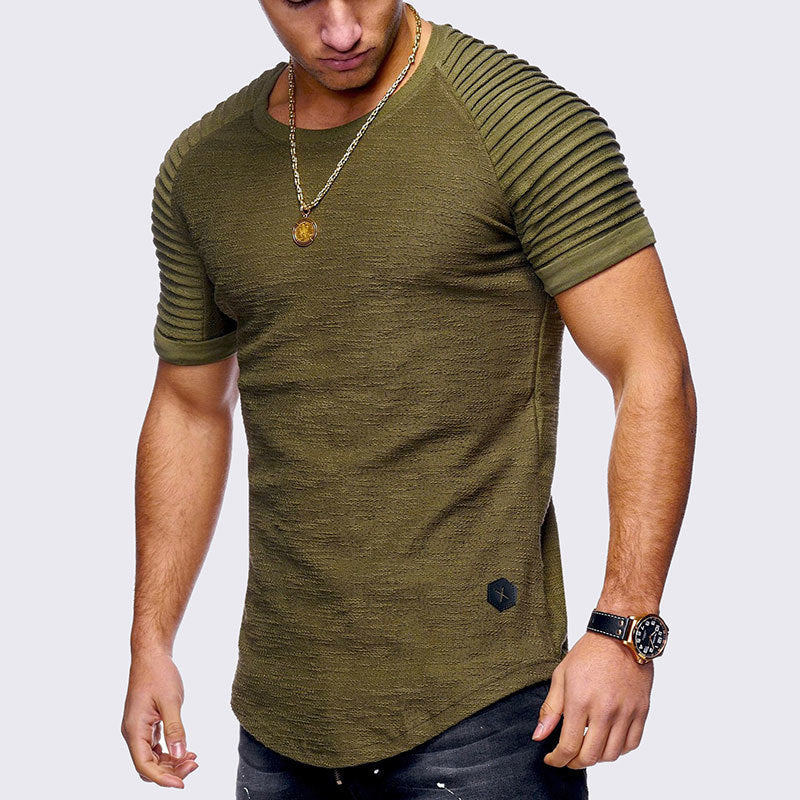 Green Slim Fit T-Shirt