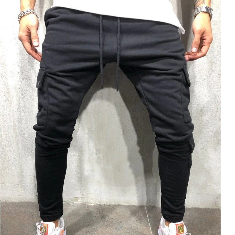 Casual Relaxed Joggers