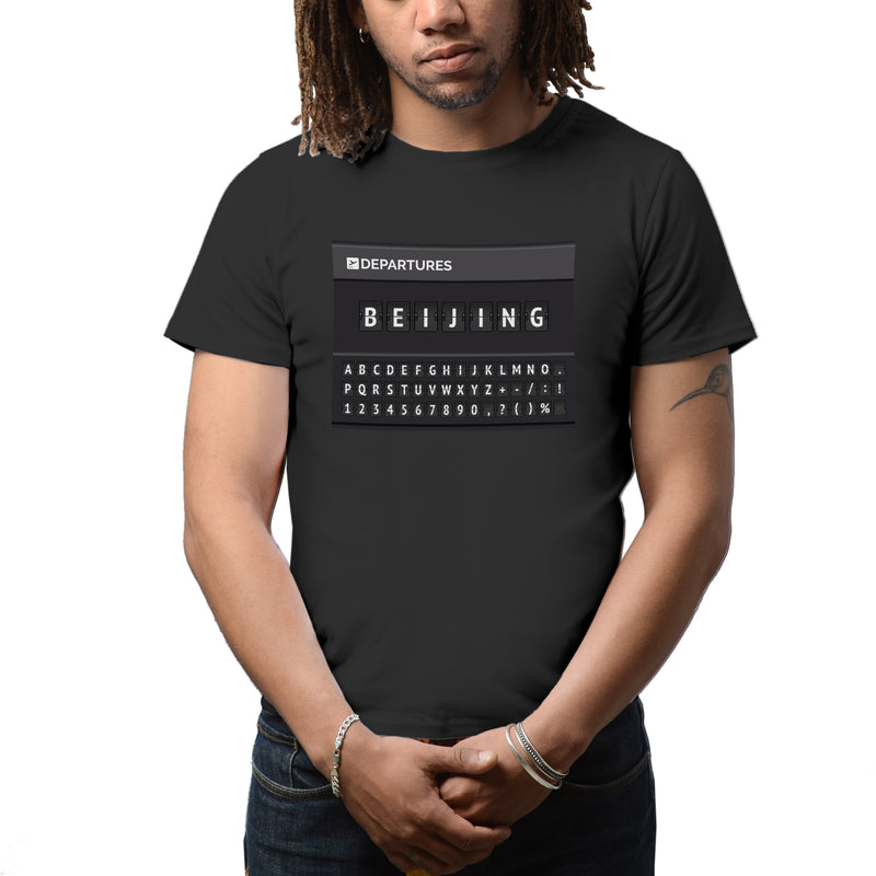 Beijing Flights T-Shirt
