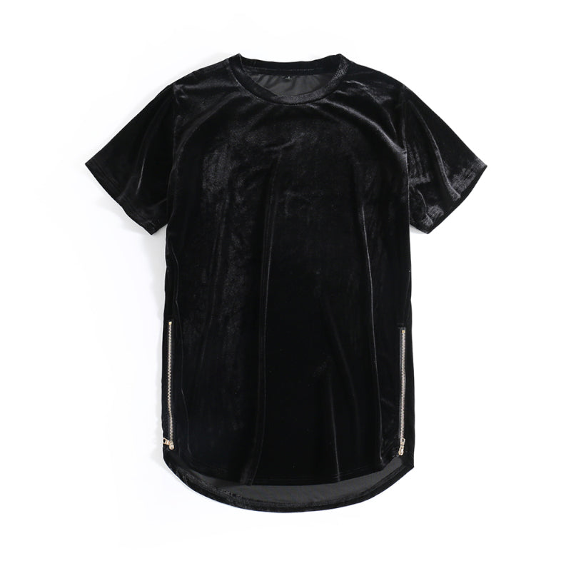 Jerome Velvet T-Shirt