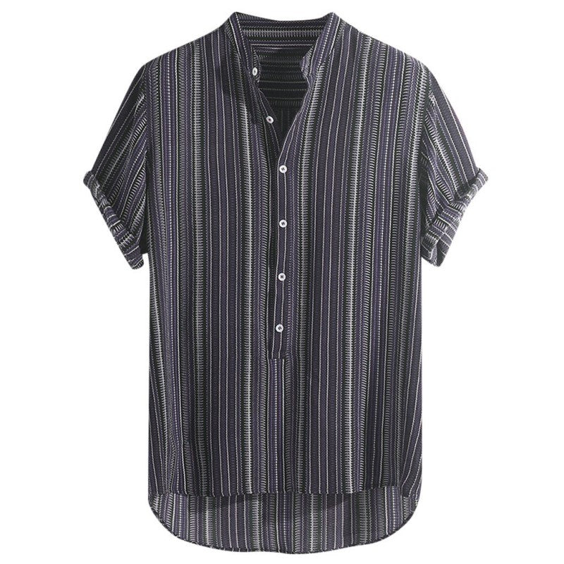 Breathable Short Sleeve Shirt