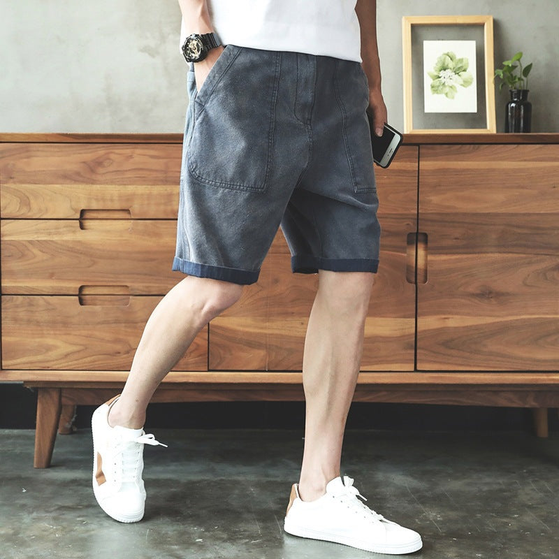 Loose Fit Casual Shorts