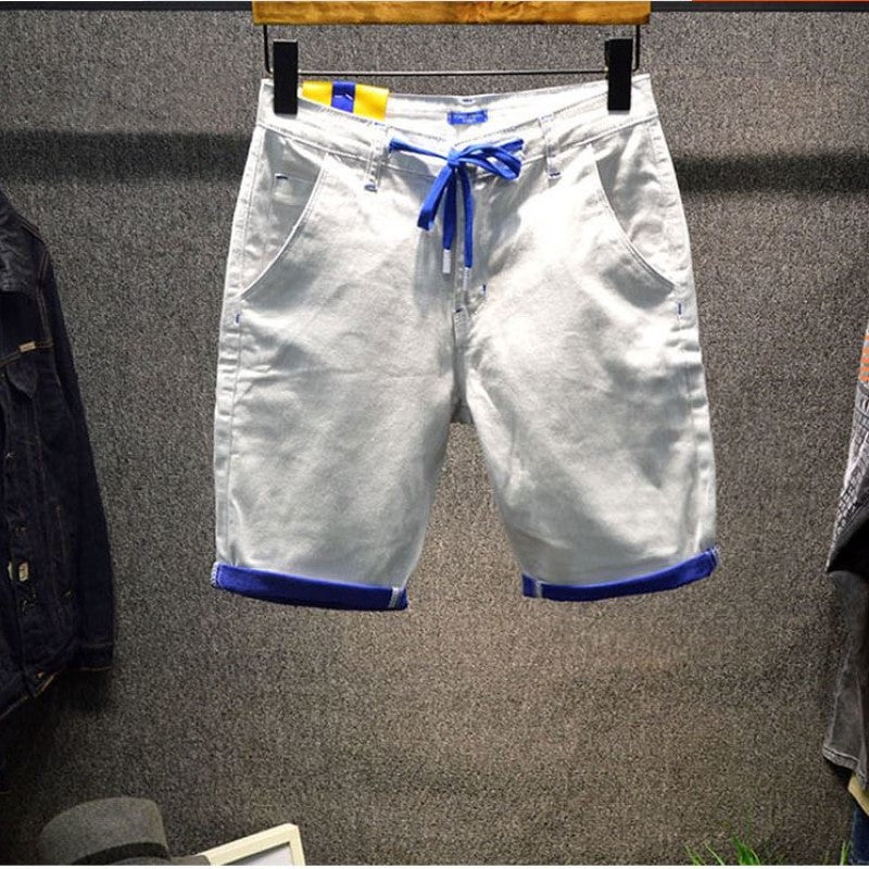 Ewan Denim Shorts