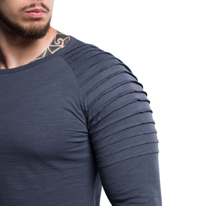 Muscle Long Sleeve Shirt