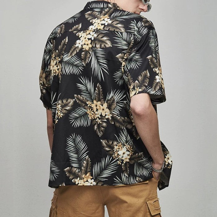Hawaiian Loose Shirt